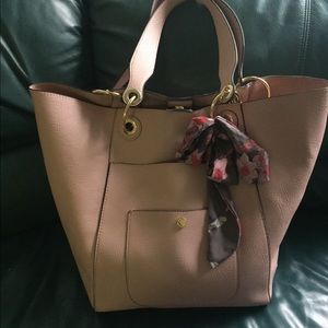 Steve Madden bag with a medium clutch 2 bags